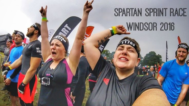 UK Spartan Race Sprint Windsor 2016 - Spartan Bloggers