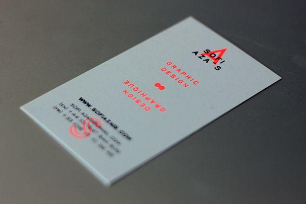 Bussines Card Sofi Azais