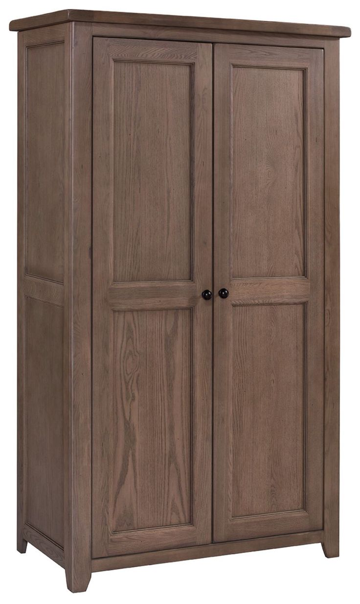 Ladies wardrobe from Cadiz range in American Ash, look twice at the price, you won't believe it!