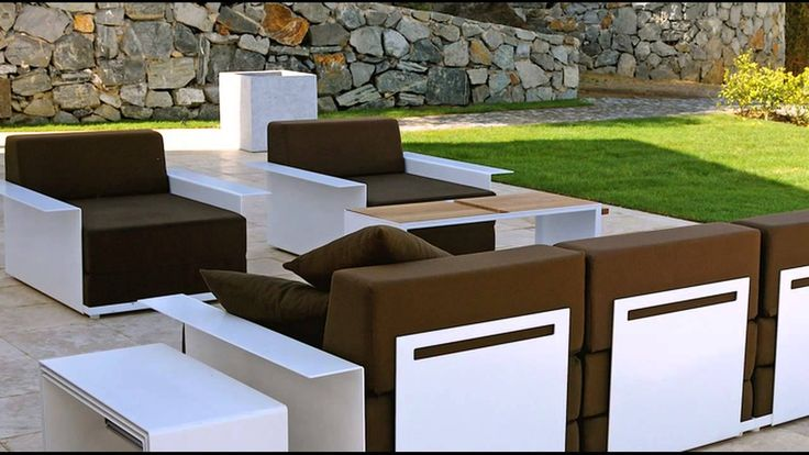 Modern Outdoor Lounge Furniture - Interior Paint Colors 2017 Check more at http://www.mtbasics.com/modern-outdoor-lounge-furniture/