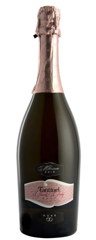 Fantinel One & Only Single Vineyard Vintage Rose
