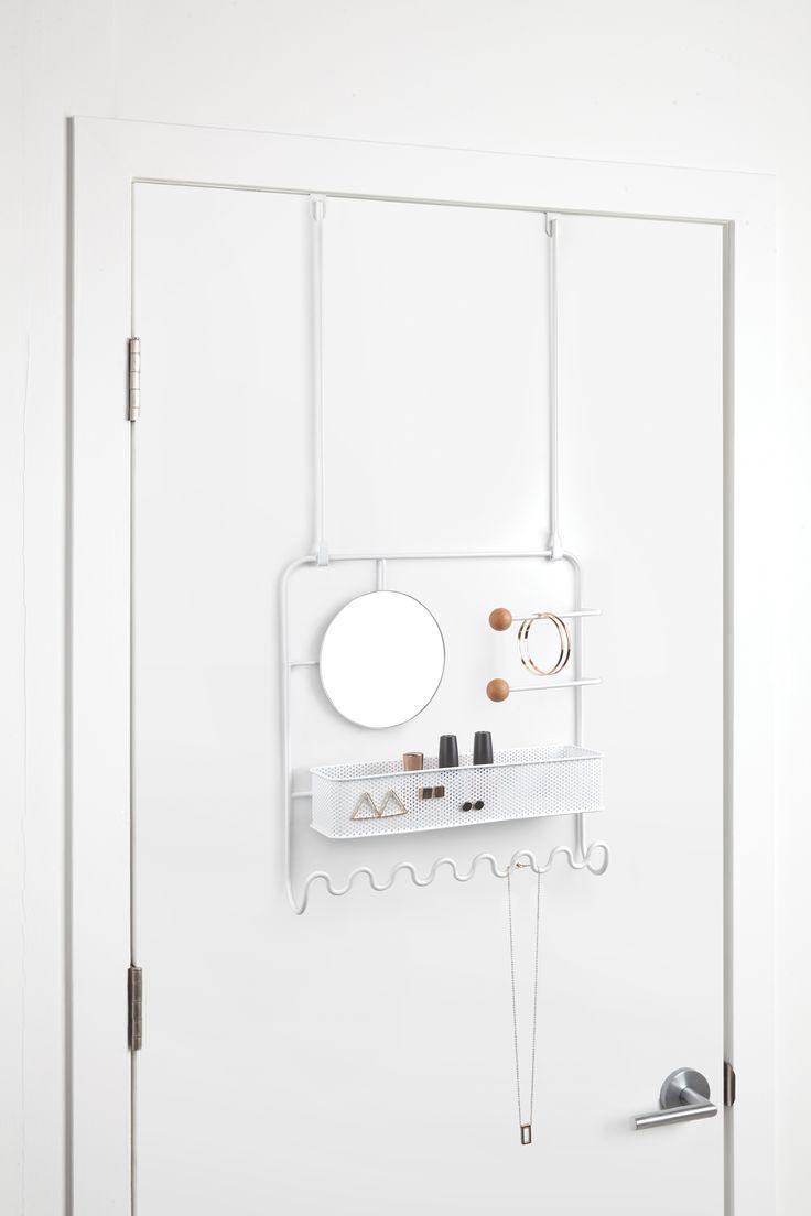 UMBRA ESTIQUE wall/OTD organizer (White) 2016