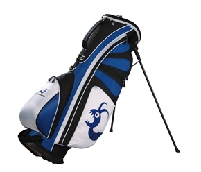 "Woodworm Golf Premium 8"" Stand Bag. £34.99"