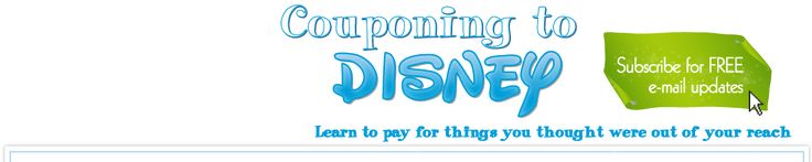 """I find unique and creative ways to save and earn money and I use it to pay for my yearly trip to Disney World. There is no 'coupon' to Disney.""  Ideas can be used for saving money for other things too."
