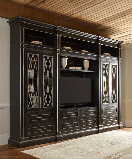 shop for habersham plantation urban home theatre and other home centers at elite interiors in myrtle beach sc - Habersham Furniture