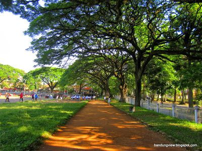 Saparua jogging track