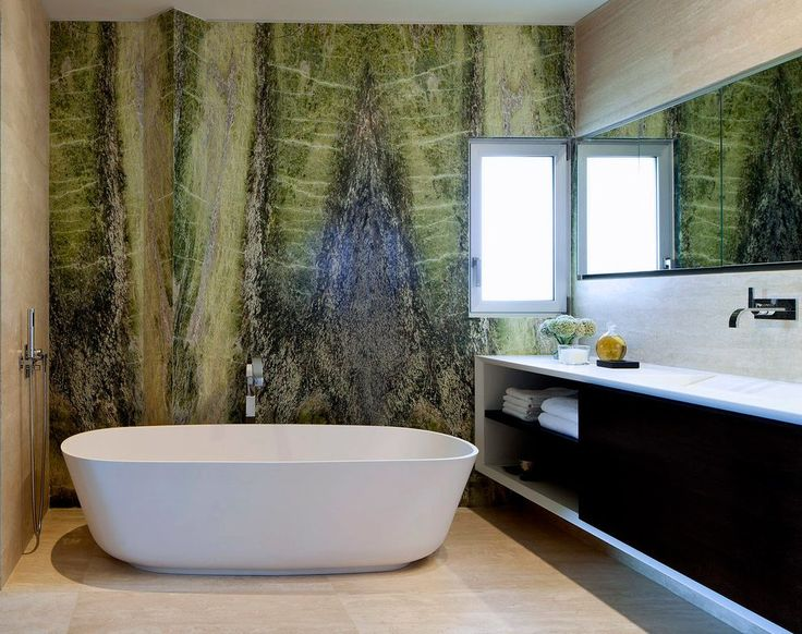 25 best ideas about green accent walls on pinterest for Bathroom accent wall