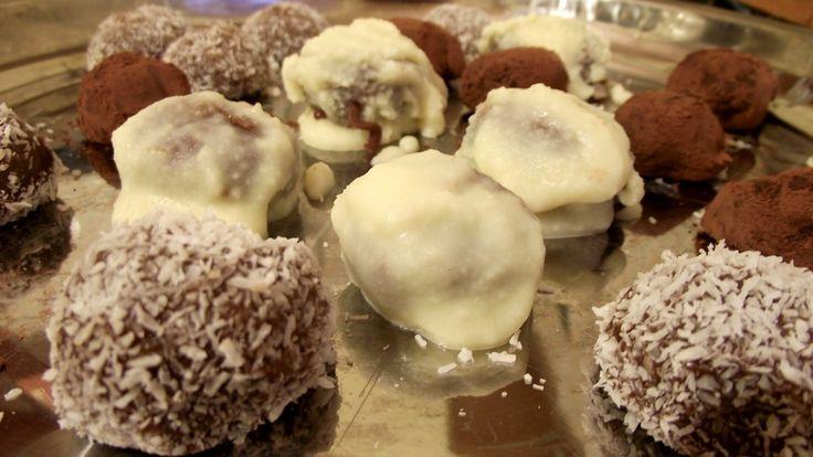 Coffee Chocolate Truffles Recipe