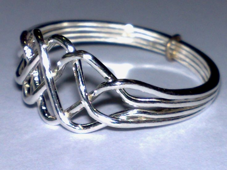 211 Best Images About Puzzle Rings On Pinterest Sterling