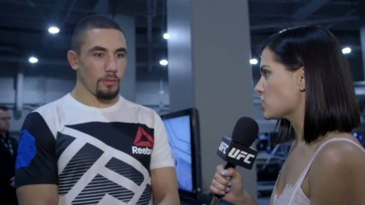 The MW division was put on notice last night. Does Robert Whittaker MMA deserve a title shot after stopping Jacare? #UFCKansasCity