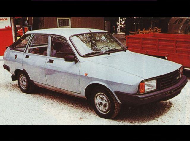 Dacia 1320. Engendro Rumano con la base del Renault 12