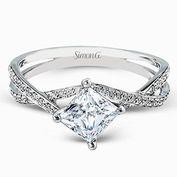 17 Best ideas about Princess Cut Rings on Pinterest | Engagement ...