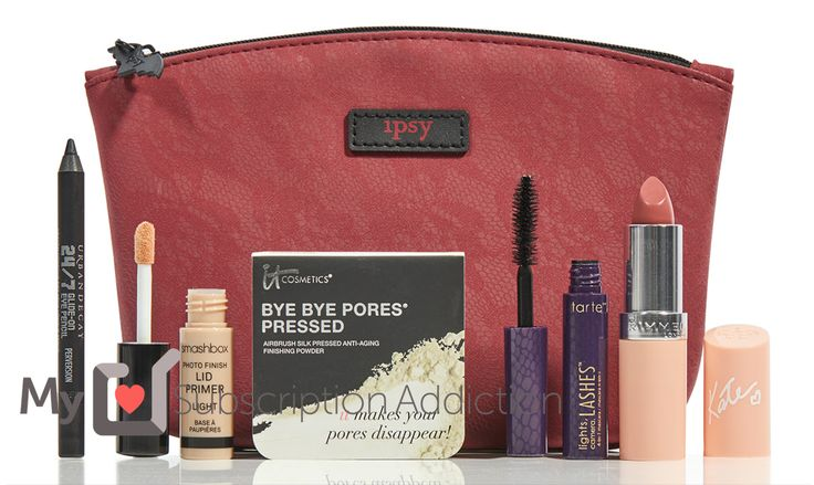 Check out the October 2017 Ipsy Glam Bag + more spoilers!