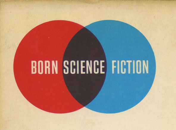 Born Science fiction - paperback from 1970
