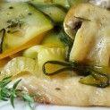 Alufóliában sült csirkemell | NOSALTY – receptek képekkel