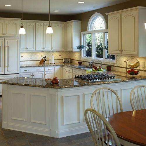 white kitchen cabinets kitchen pinterest