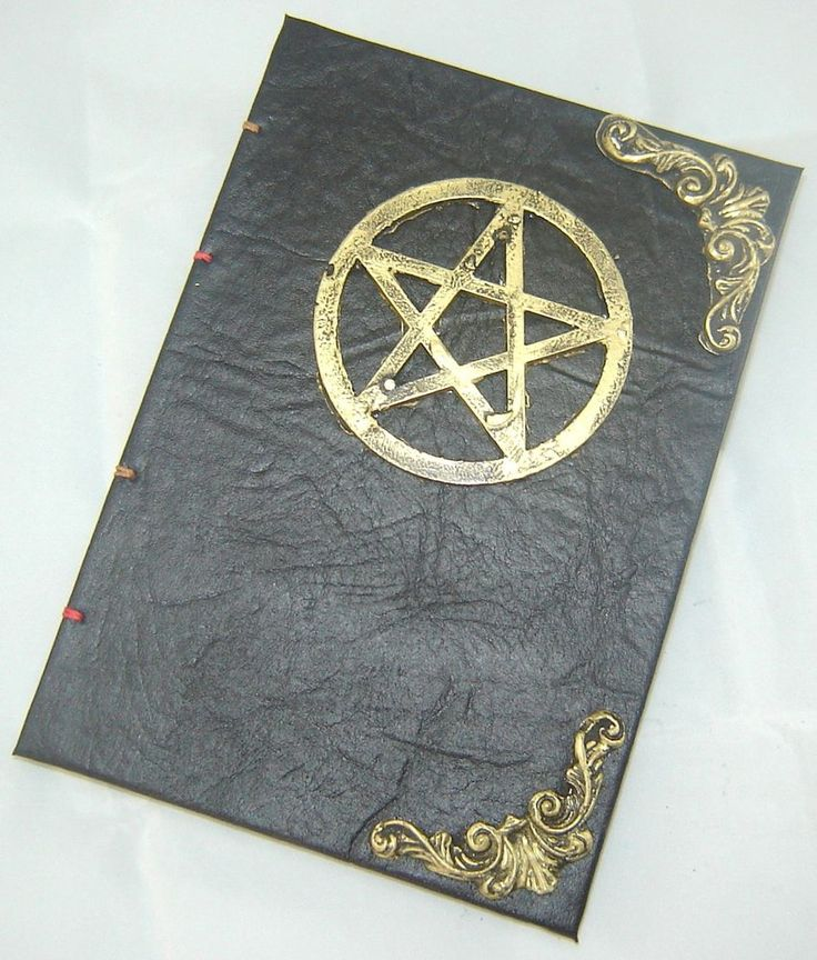 Livro das Sombras Pentagrama cod.233