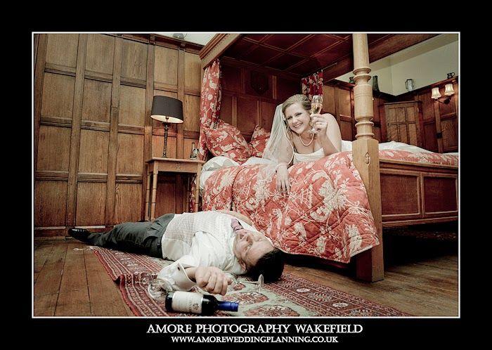 Amore Photography of Wakefield : Wedding Photography at Wentbridge House Hotel