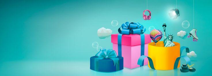 Esta Navidad, WYSIWYG te ayuda a envolver y envíar todos tus regalos digitales para que ninguna entrada de concierto, vale por un masaje o ese viaje a New York acaben convertidos en un triste papel impreso.