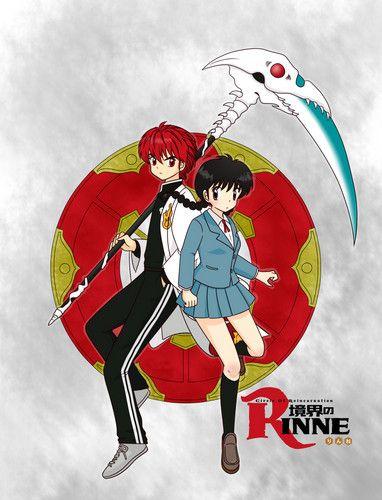 Rin-ne and Sakura - rin-ne-and-sakura Fan Art