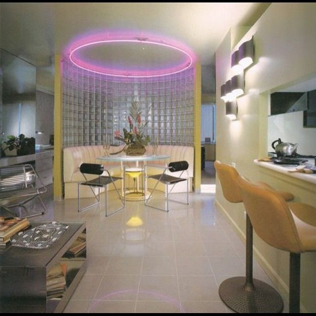 17 best images about neon inspiration on pinterest posts for Modern 80s house