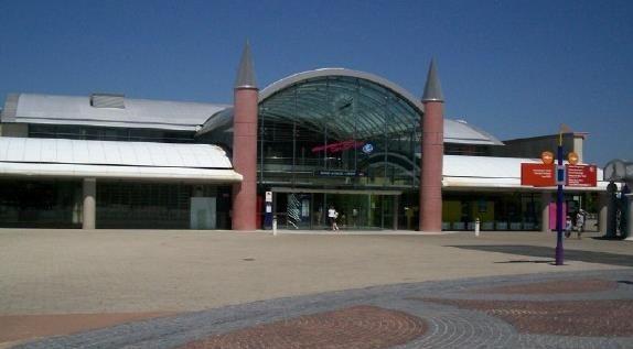 Gare Marne-la-Vallée - Chessy - Disneyland RER A