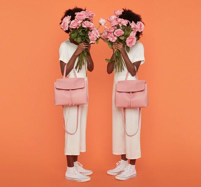 Удивительно простые и модные сумки Mansur Gavriel   Мода   VOGUE