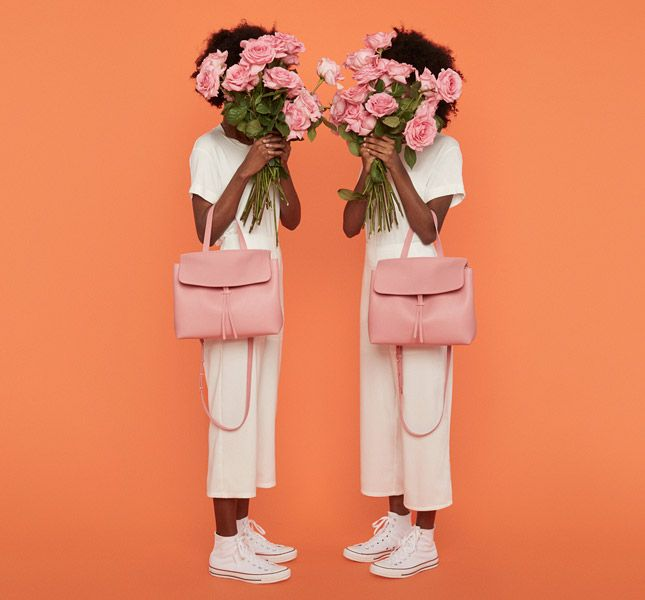 Удивительно простые и модные сумки Mansur Gavriel | Мода | VOGUE