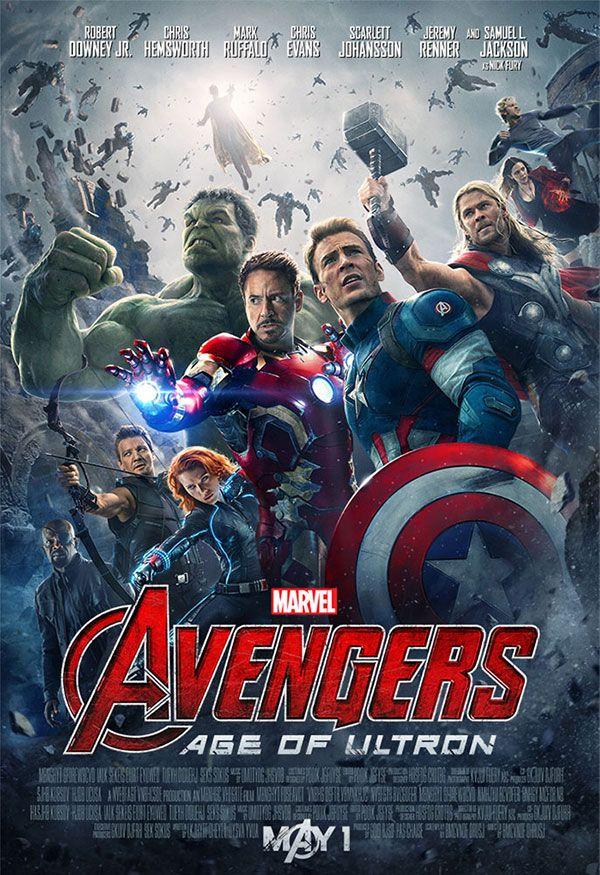 """""""Semmi sem azért csodás, mert örök, - hanem mert kiváltság ismerni!""""   /Avengers: Age of Ultron     A MARVEL-filmek ismét fordulóponthoz érkeztek a Joss Whedon által rendezett második Bosszúállók film kapcsán. Az eddigi MARVEL-filmek nagybankülönböznek a DC Comics-filmjeitől abban, hogy sokkal lazábbra veszik a filmek..."""