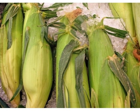 The Best Way to Remove Corn Silk From Corn on the Cob | eHow.com