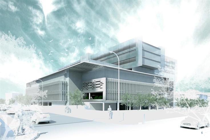 St. James Medical Center < HDR, Inc.