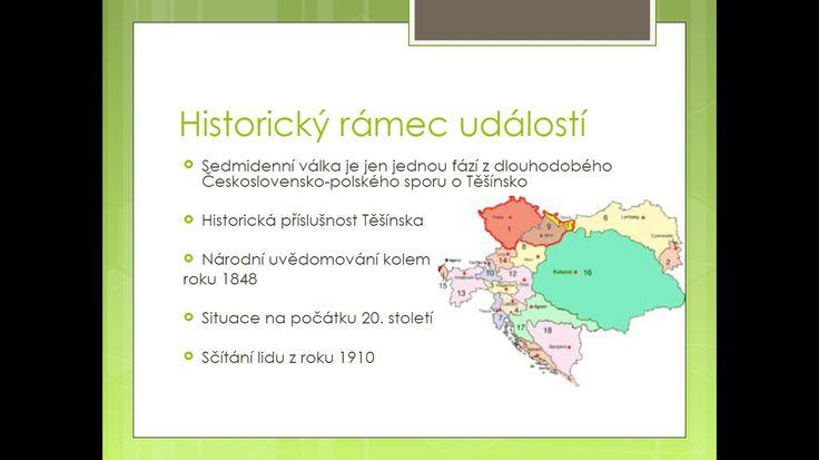 Moderní dějiny Polska a Československa: Sedmidenní válka