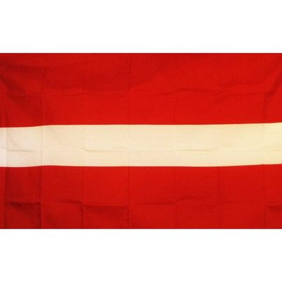 NeoPlex Latvia Country Traditional Flag