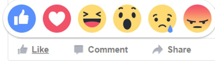 If you don't like the emoji Facebook has picked for these buttons, you can now swap them out for Pokemon or Donald Trump facial expressions. The new Reaction Pack web browser extension for Chrome and Firefox will re-skin your reaction buttons on the desktop version of Facebook. In addition to Trump and Pokemon, users can also upload their own custom images to use as reactions.