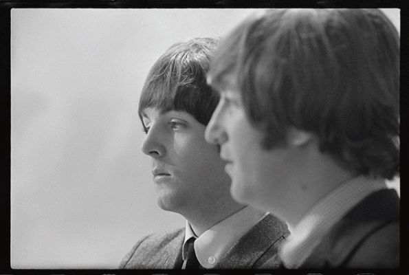 vintage everyday: Hundreds of Previously Unseen Beatles Photos Have Been Found After 50 Years