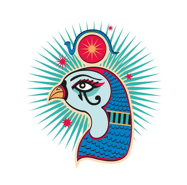 Horus/ Ra Eyes