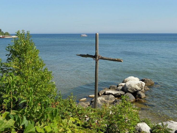 12 best shrine of our lady of good help champion images for Best shore fishing in wisconsin