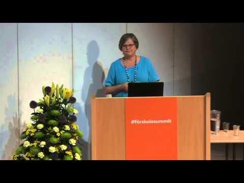 Karin Alnervik - Pedagogisk dokumentation som förändringsverktyg - YouTube