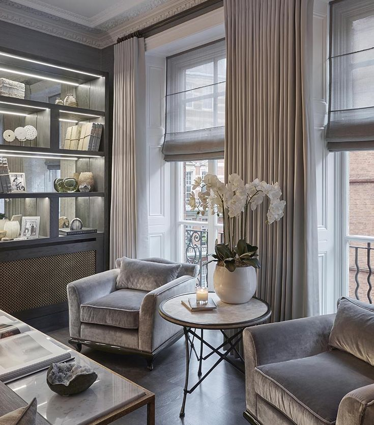 Sophie Paterson Interiors | Knightsbridge Apartment