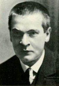 Georg Trakl, Austrian poet  (1887-1914)