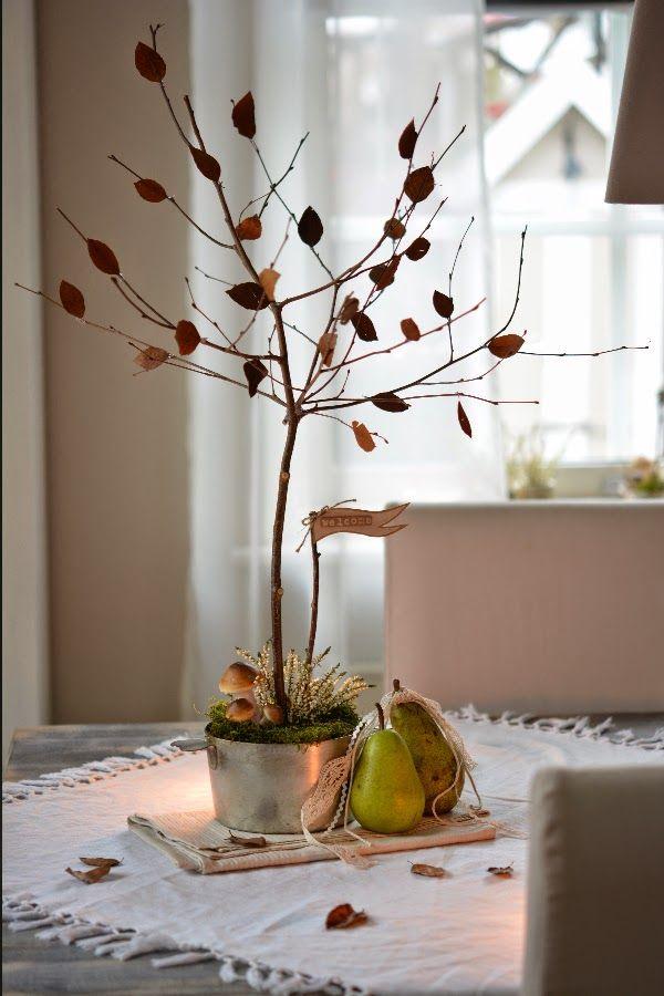 Herbstdeko made by Imke Johannson