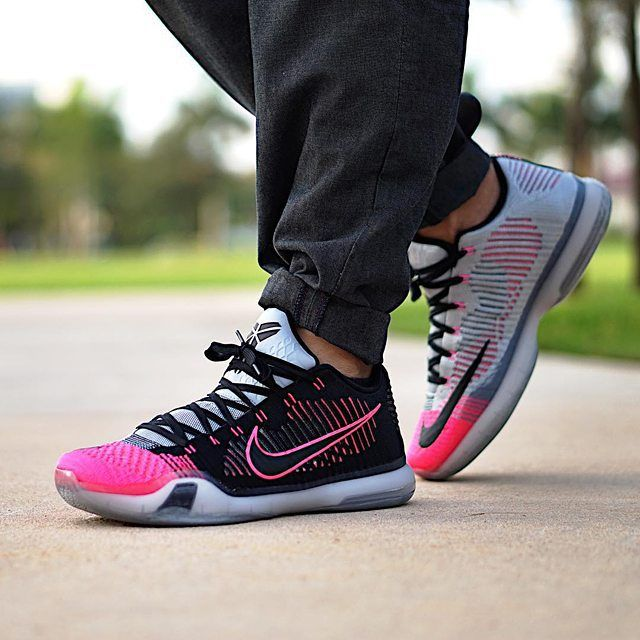 finest selection be139 8fcfb Nike Kobe X Elite Low  Mambacurial    Shoes and socks   Sneakers nike, Nike  shoes outlet, Nike shoes