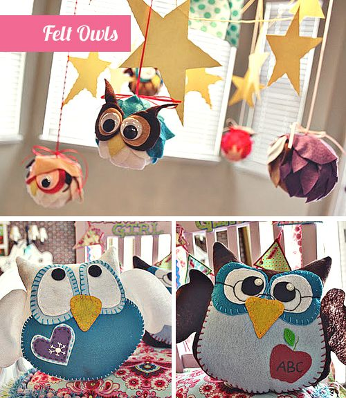 The most DARLING Owl party from our friend Anj:)
