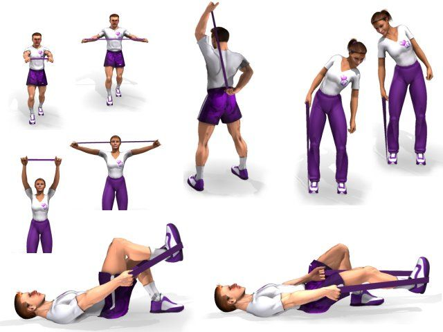 Midsection+Exercises