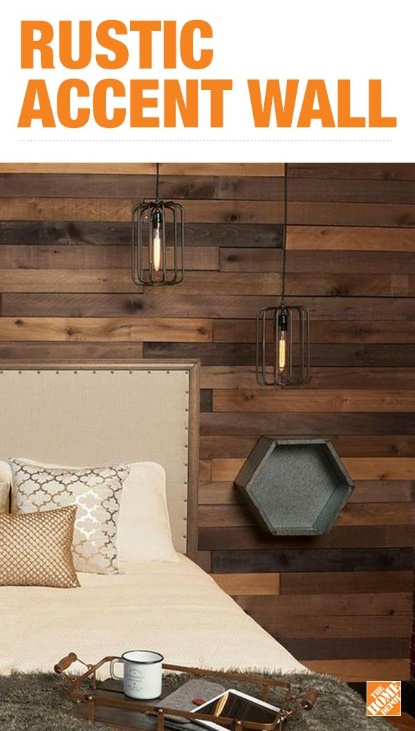 Build a statement wall with beautiful and