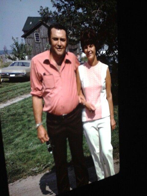Uncle Donny and Aunt Joyanna