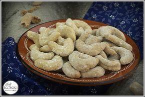 ildi KOKKI : Gesztenyés és vaníliás kifli