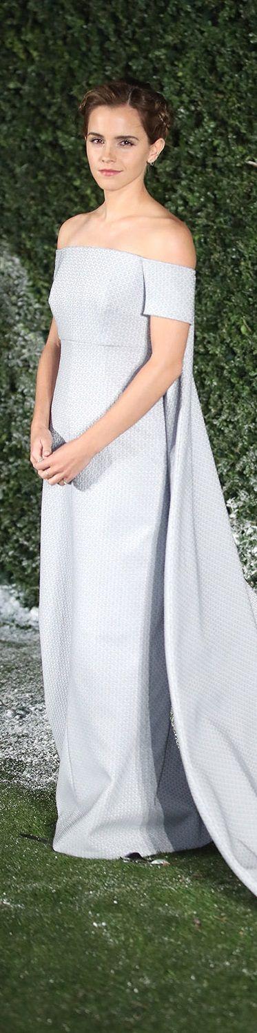 Emma Watson in Emilia Wickstead   Celibrity Style   Pinterest Emma Watson