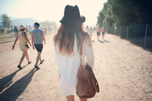 coachella: Hats, Music Festival, Style, Festivals, Dress, Outfit, Summer, Festival Fashion, Bags