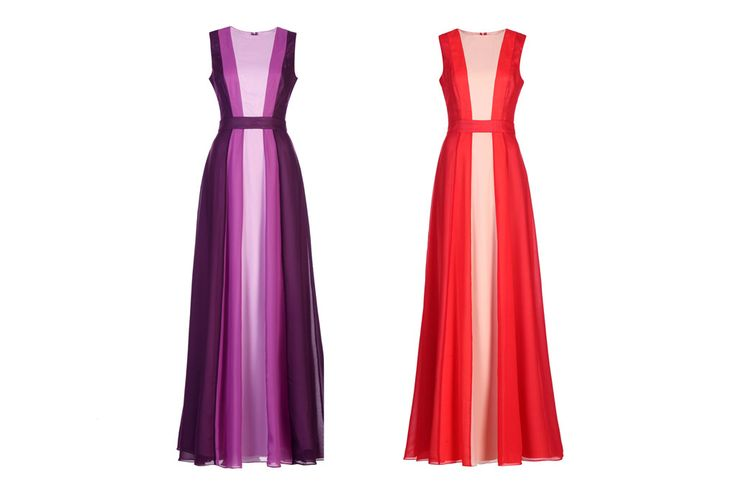 Choose your perfect Isabel Garcia outfit - Scarlet VS Purple!